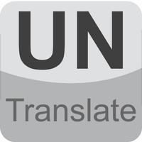UN Translate & UN Number Search