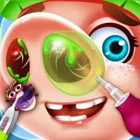 Baby Nose Doctor-Private clinic cute teacher