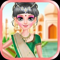 Indian Doll - Fashion Makeover Games For Girls