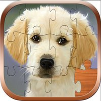 Dog Jigsaw Puzzles Games Kids