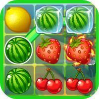 Happy Fruit Link Splash Sugar Saga