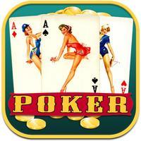 Pinup Art Video Poker - Jacks or Better