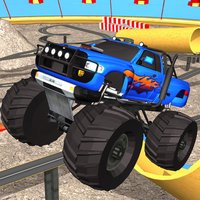 Monster Truck Real Parking 3D Games