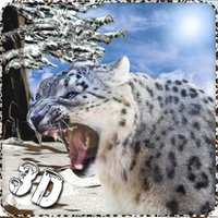 Snow Leopard Survival Attack -  Wild Siberian Beast Hunting Attack Simulation 2016