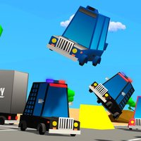 Traffic Rush – 3D Car Drive