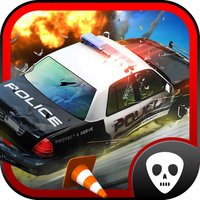 Reckless Cops Rival Bandits 3D Xtreme 911 Police Car Smash Racing
