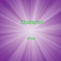 Character Drop - educational spelling and math game