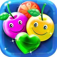 Fruit Swipe - 3 match puzzle juice burst game