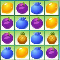 Fruit-flip game memory brain trainer