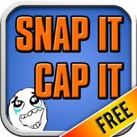 Snap It - Cap It Free