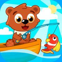 Fishing for toddler