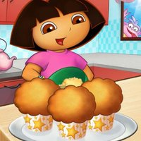 Beautiful cupcakes-cake cooking game for girls