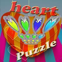 Puzzle Games heart valentine