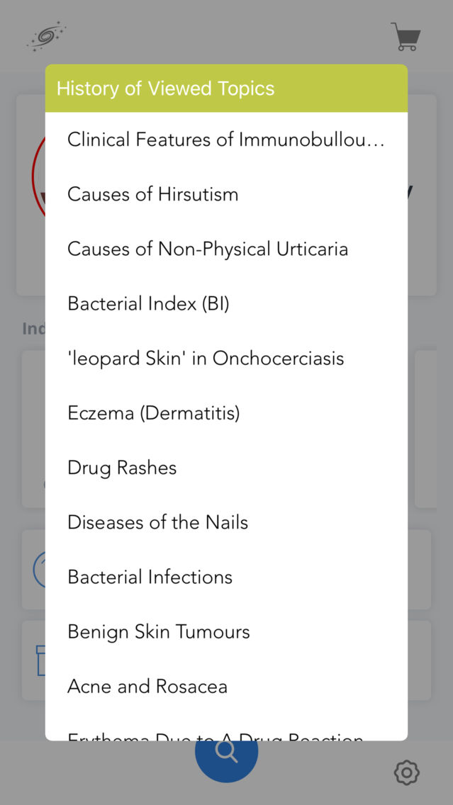 ABC of Dermatology App for iPhone - Free Download ABC of