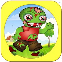 Cute Zombie Runner - Run Little Zombie Over Farm Bridge Fast! - FREE FUN