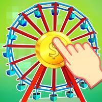 Theme Park Clicker: Idle Hero