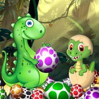 Egg Shoot: Dynomite Bubble Hunter