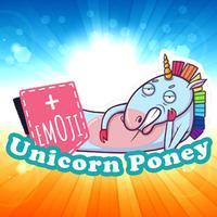 Unicorn Poney