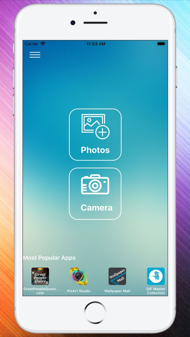 Pixel Lab Photo Editor App for iPhone - Free Download Pixel