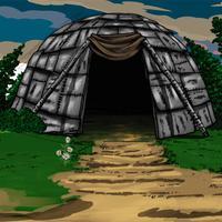 Making Camp Ojibwe