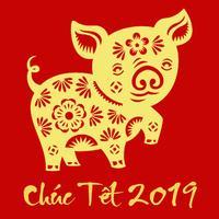 Chuc Tet 2019 - SMS Chuc Tet
