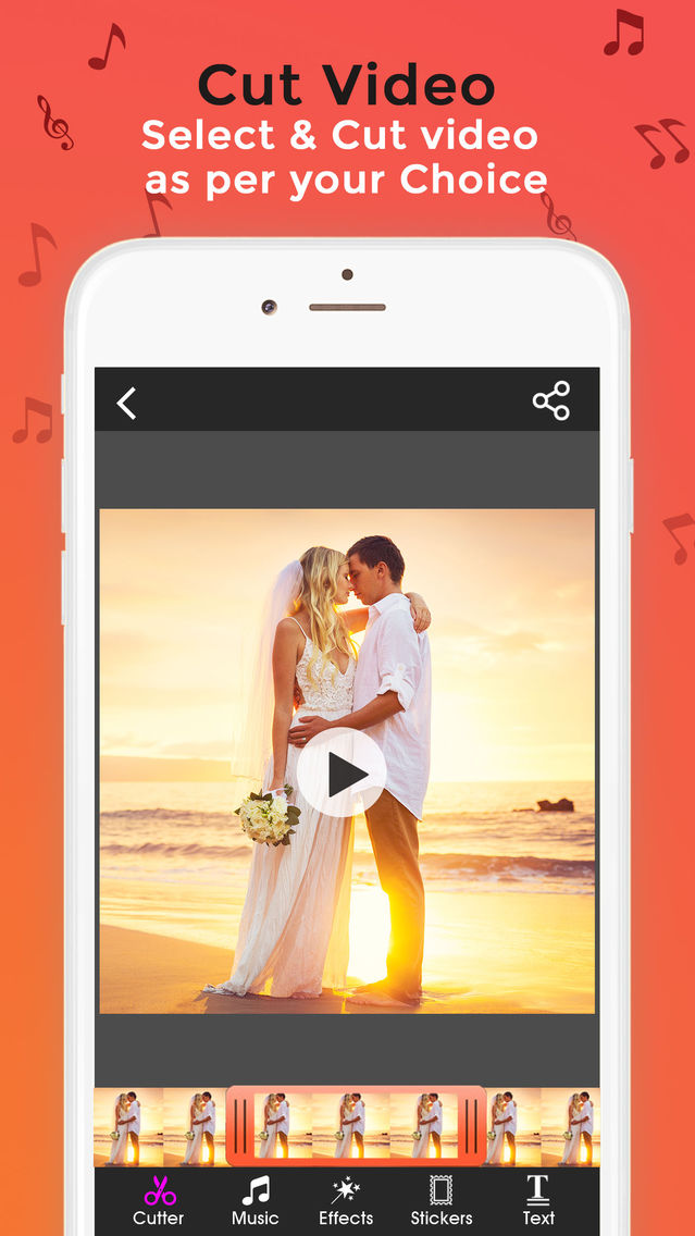 Clip Cutter - Video Editor App App for iPhone - Free Download Clip