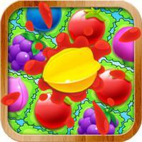 Fruit Link Burst: Crush Pop Game