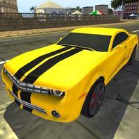 Beach City Car Super Racing Sim