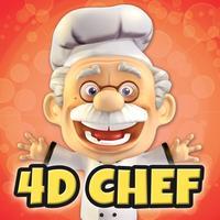 Professor Maxwell's 4D Chef