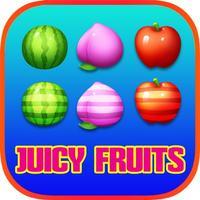 Juicy Fruits Land Shoot - Match 3 Free Game HD