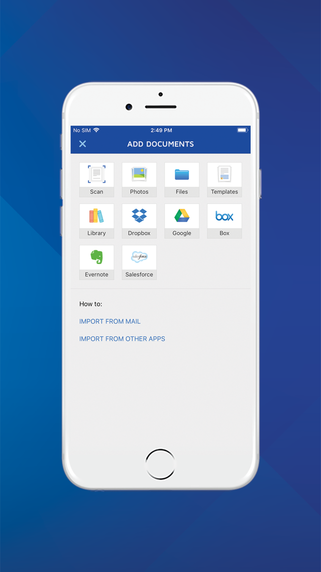 Docusign Upload Sign Docs App For Iphone Free Download