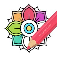 Colory: Coloring Book Adults