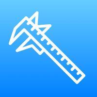 Vernier Caliper Micrometer: Ruler For Short Length