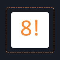 8! Challenge