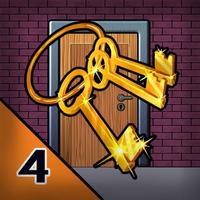 密室逃脱4:逃离公寓 - 史上最神秘的办公室逃出解谜益智游戏