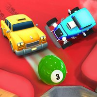 Turbo Car League Hyper 3D Ball