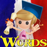 100 Basics Easy Words : Learning French Vocabulary Free Games For Kids, Toddler, Preschool And Kindergarten