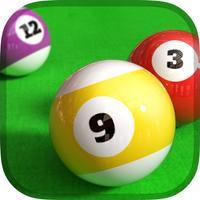 Billiards: 8 Ball Snooker Pool