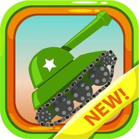 War of Tank Shooting Zombies Games for Kids