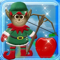 Apple On Elf Moving Target