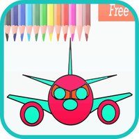 Best Games Education Veihicle Coloring Pages : Learn draw and paint For Kids !Fun