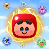 Bubble Shooter Animal : Girls Shooting Match 3 Fun And Easy Games