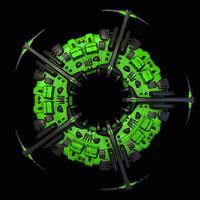 Space Evaders - Alien Attack