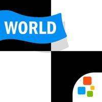 White Tiles World : Piano Go