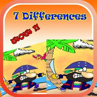 Funny Find 7 Differences Game