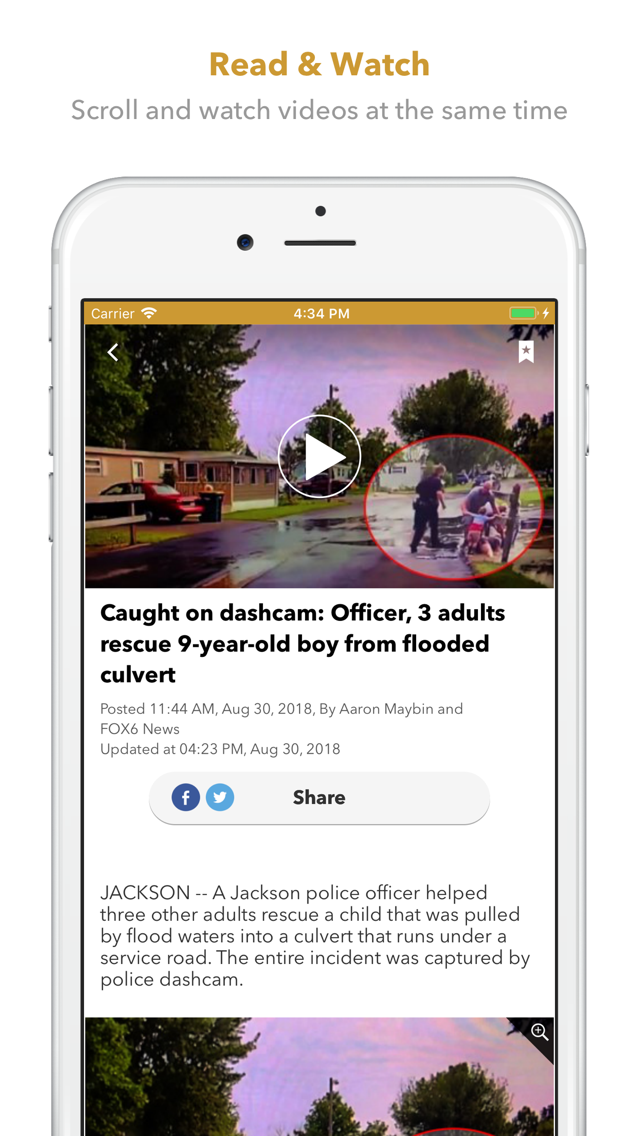 FOX6 App for iPhone - Free Download FOX6 for iPhone & iPad