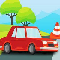 Highway Traffic Race