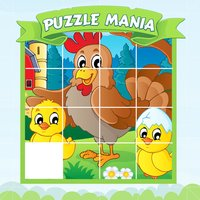 Puzzle Mania for kids