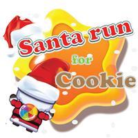 super santa run for cookie