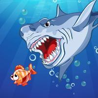Sea Shark Adventure ~ Shark Simulator Game For Kid